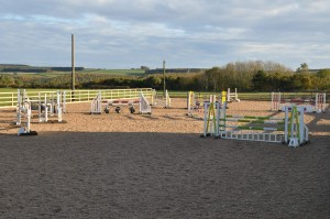 Jumping Clinic with Ashley Suddes